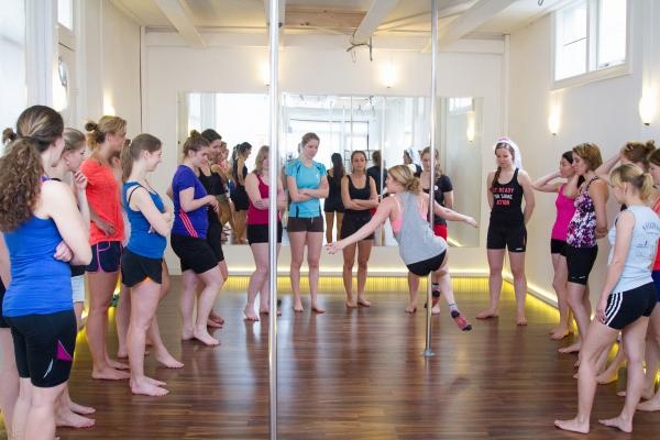 Workshop Paaldansen Hasselt