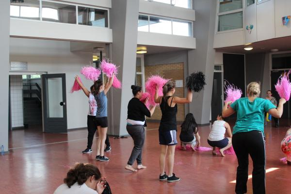 Workshop Cheerleading Hasselt