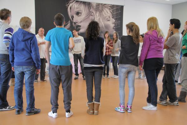 Workshop Theatersport Hasselt