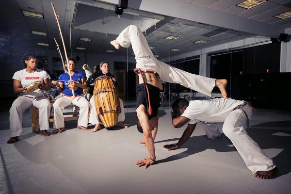 Workshop Capoeira Hasselt