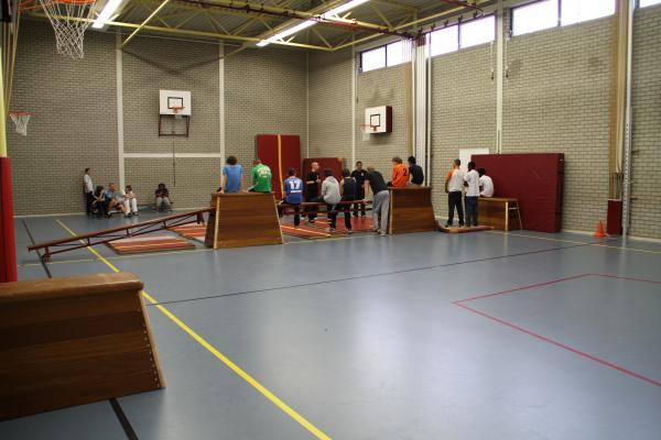 Workshop Freerunnen Hasselt