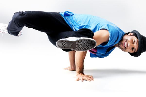 Workshop Breakdance Hasselt