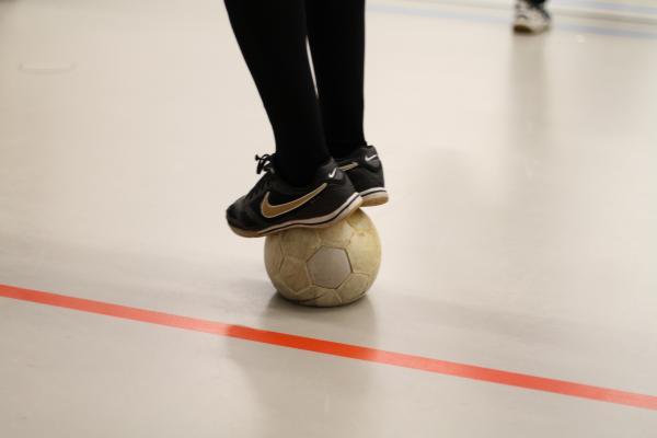 Workshop Pannavoetbal Hasselt
